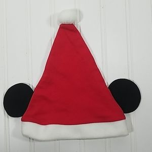 $5 OR FREE w/ PURCHASE Disney 0-3m Mickey Santa